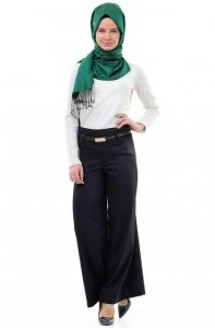 موديلات ملابس محجبات عصرية للعيد 2015