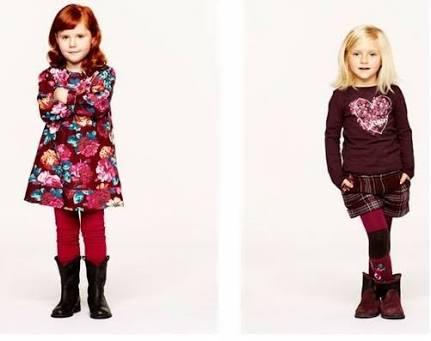 أزياء أطفال شتوية