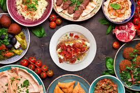 خمس وجبات سريعة التحضير
