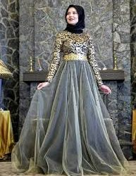 soiree dresses for hijab