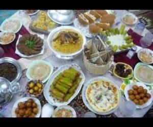اكلات رمضان 2017