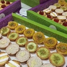 حلويات العيد الكويتية