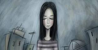أعراض الاكتئاب الحاد عند النساء