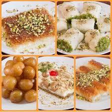 حلويات رمضانية قطرية بالصور