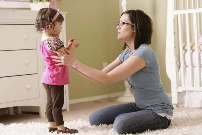 طرق عقاب الطفل في عمر 3 سنوات