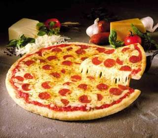 How to make pizza at home by image