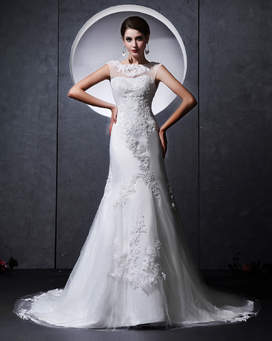 أجمل فساتين زفاف فى العالم