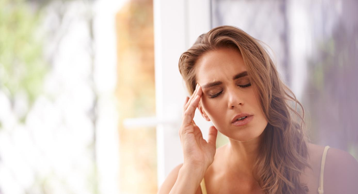 أسباب التوتر عند المرأة