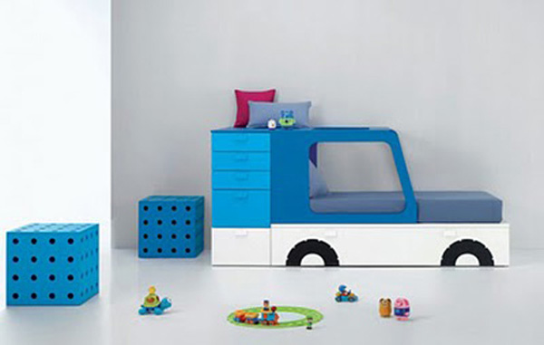 kids-bedroom-decorating-car-design_