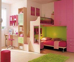 children bedrooms design