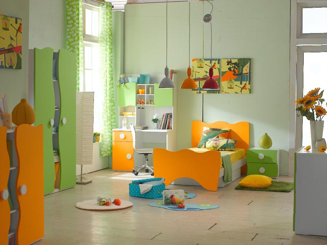 Kids room furniture for Furniture for toddlers room
