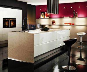 Holiday modern kitchens