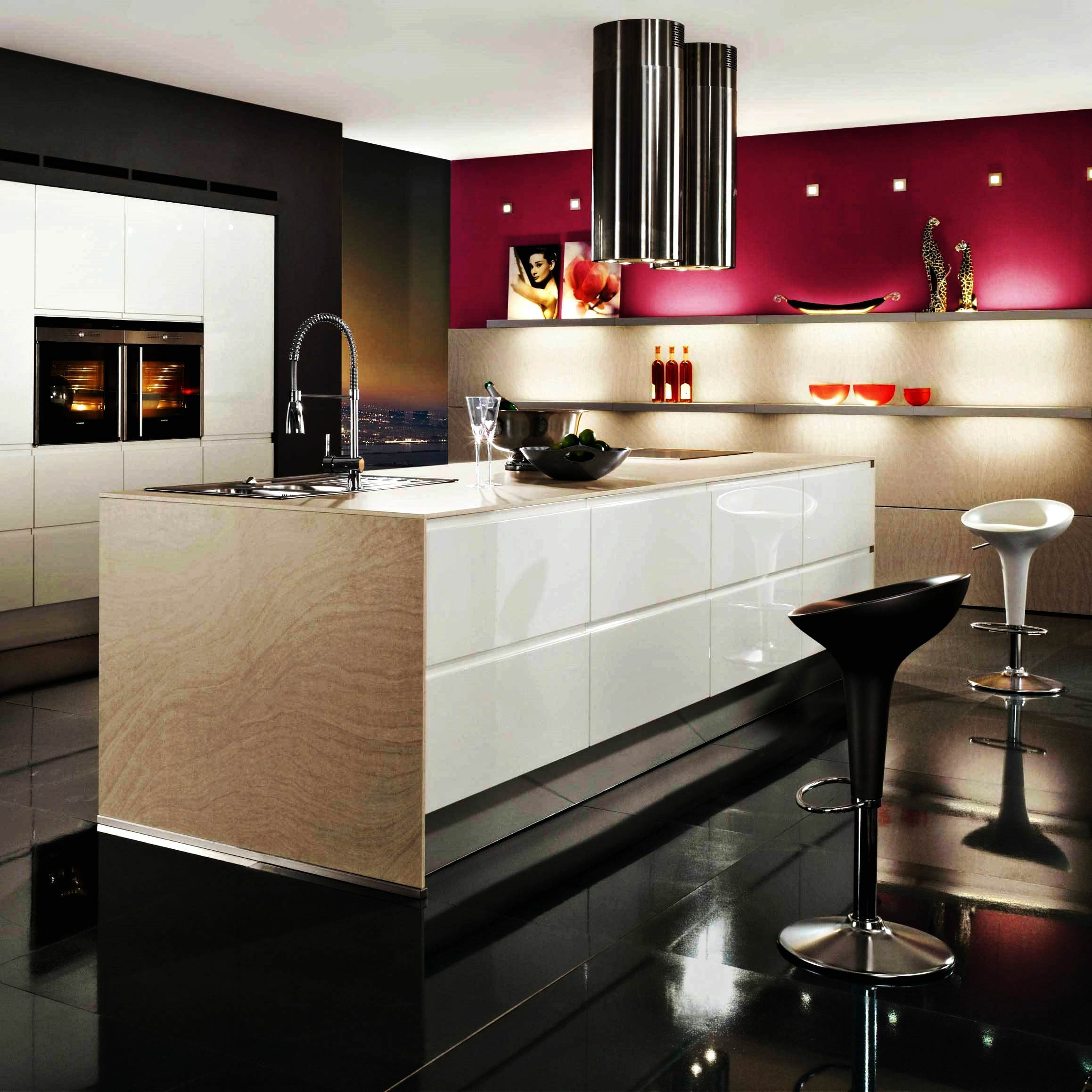 Holiday Modern Kitchens