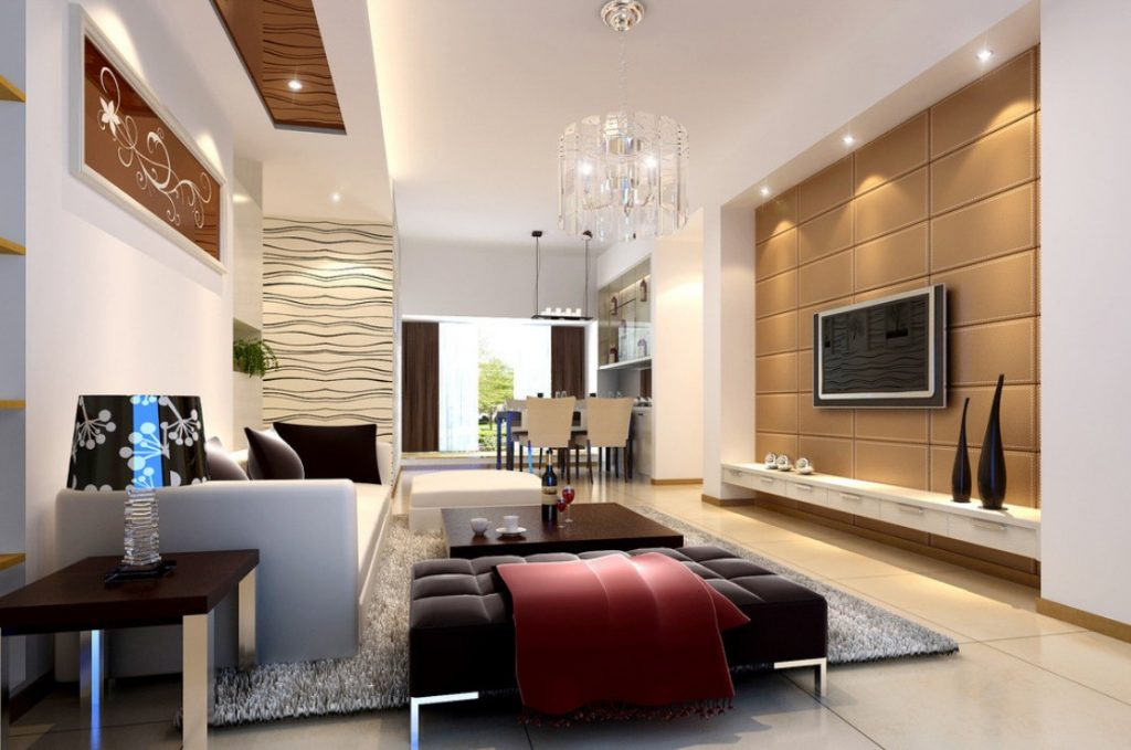 living-room-photo-fatakat-a.com- Modern –décor- of- the- living- rooms