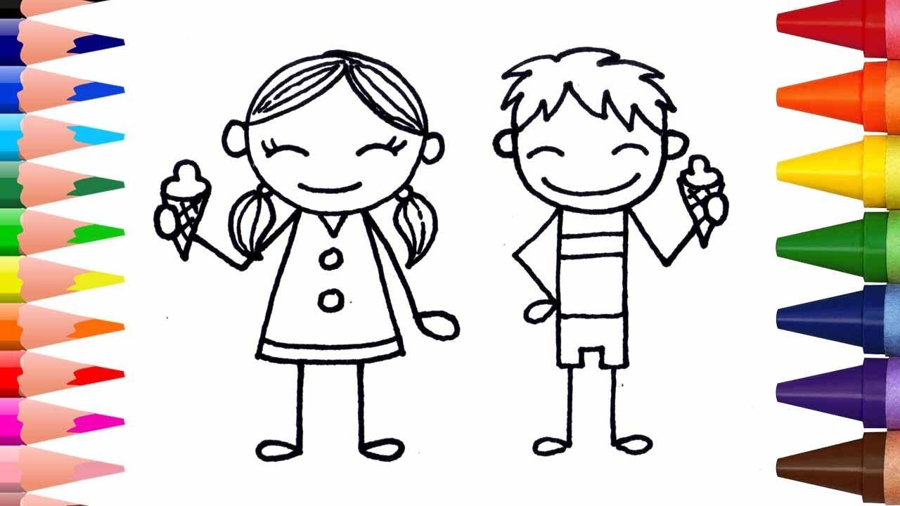 تعليم الأطفال الرسم