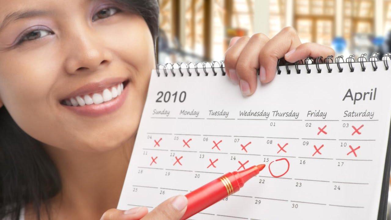 أيام التبويض لحدوث الحمل