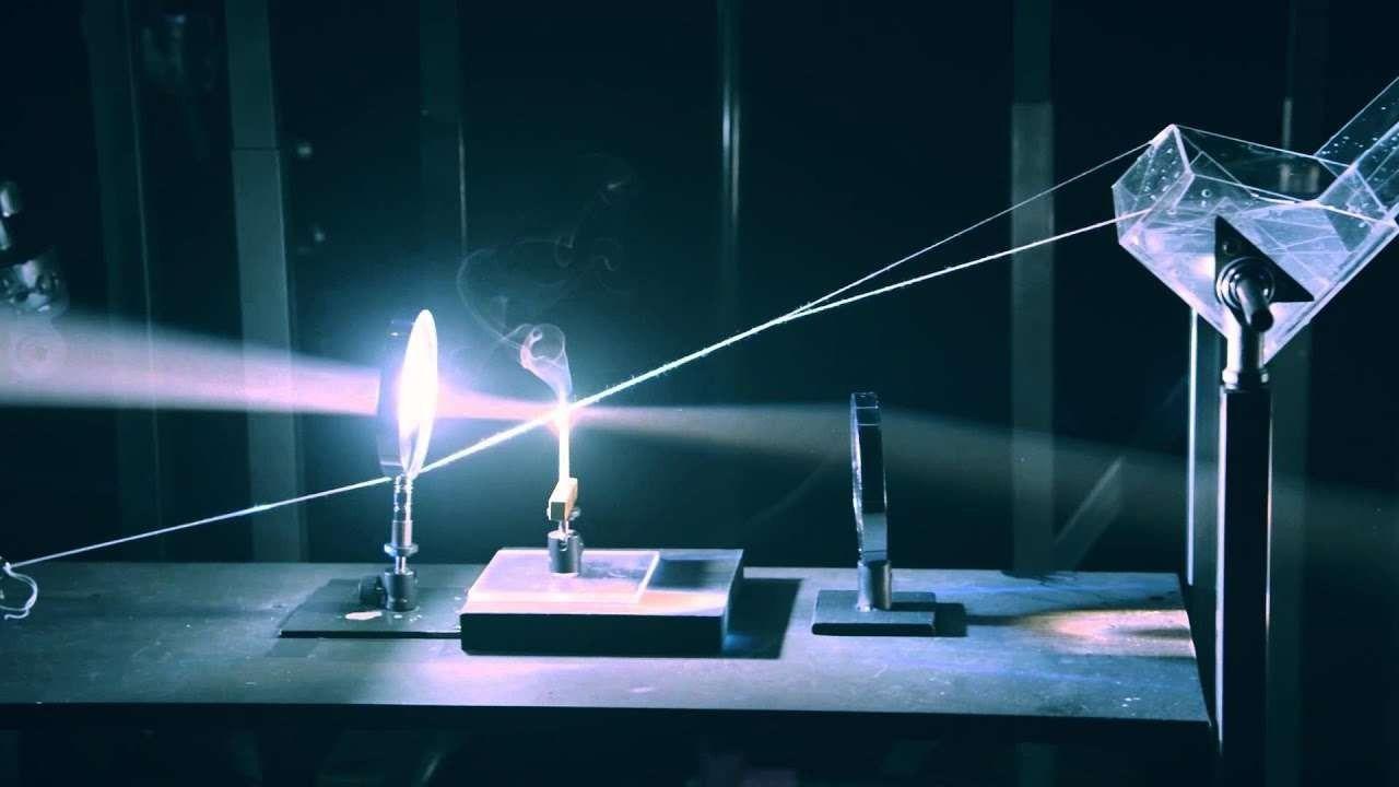 الفيزياء البصرية