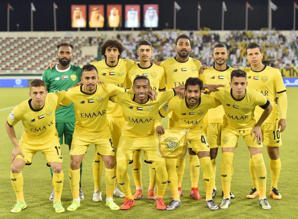 نادي الوصل قائمة اللاعبين