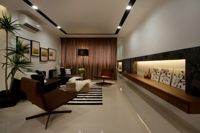 modern-living-room-fatakat-a.com- Modern –décor- of- the- living- rooms