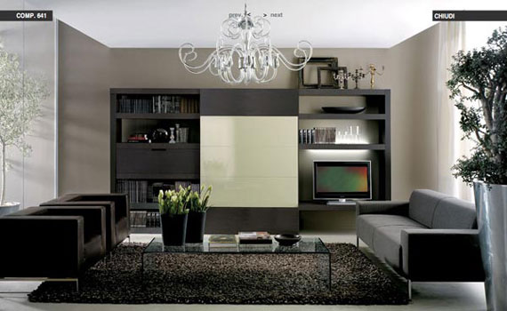 modern-living-rooms-fatakat-a.com- Modern –décor- of- the- living- rooms
