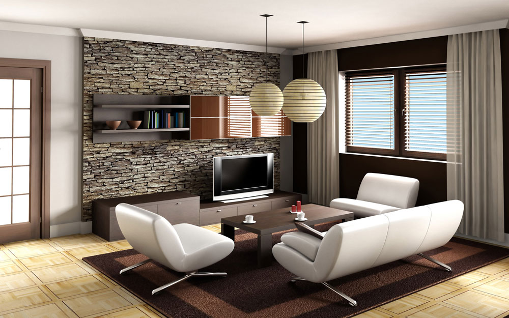 photos-of-modern-living-fatakat-a.com- Modern –décor- of- the- living- rooms