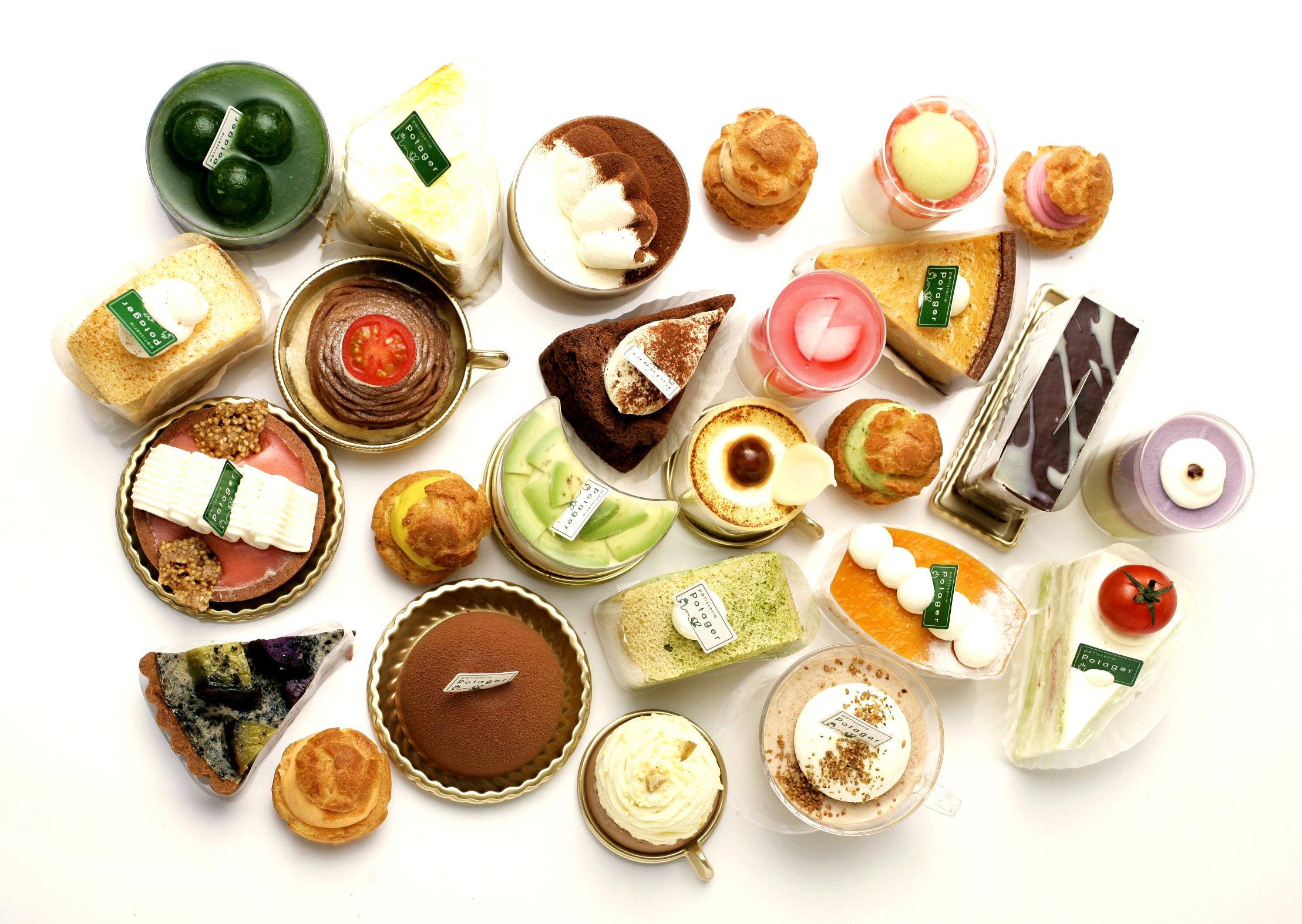 حلويات يابانية
