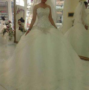 3d7763dff دليل فتكات لتأجير فساتين الزفاف