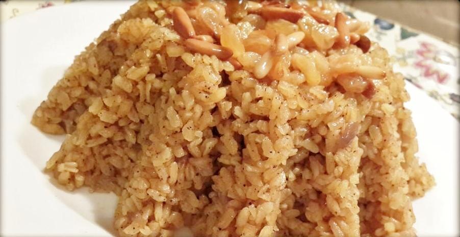 وصفات شهية مختلفة للأرز ونكهات اضافية