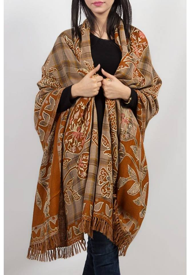 rush-ke-kashmir-shawls-collection-2014-jamawar-for-girls-4