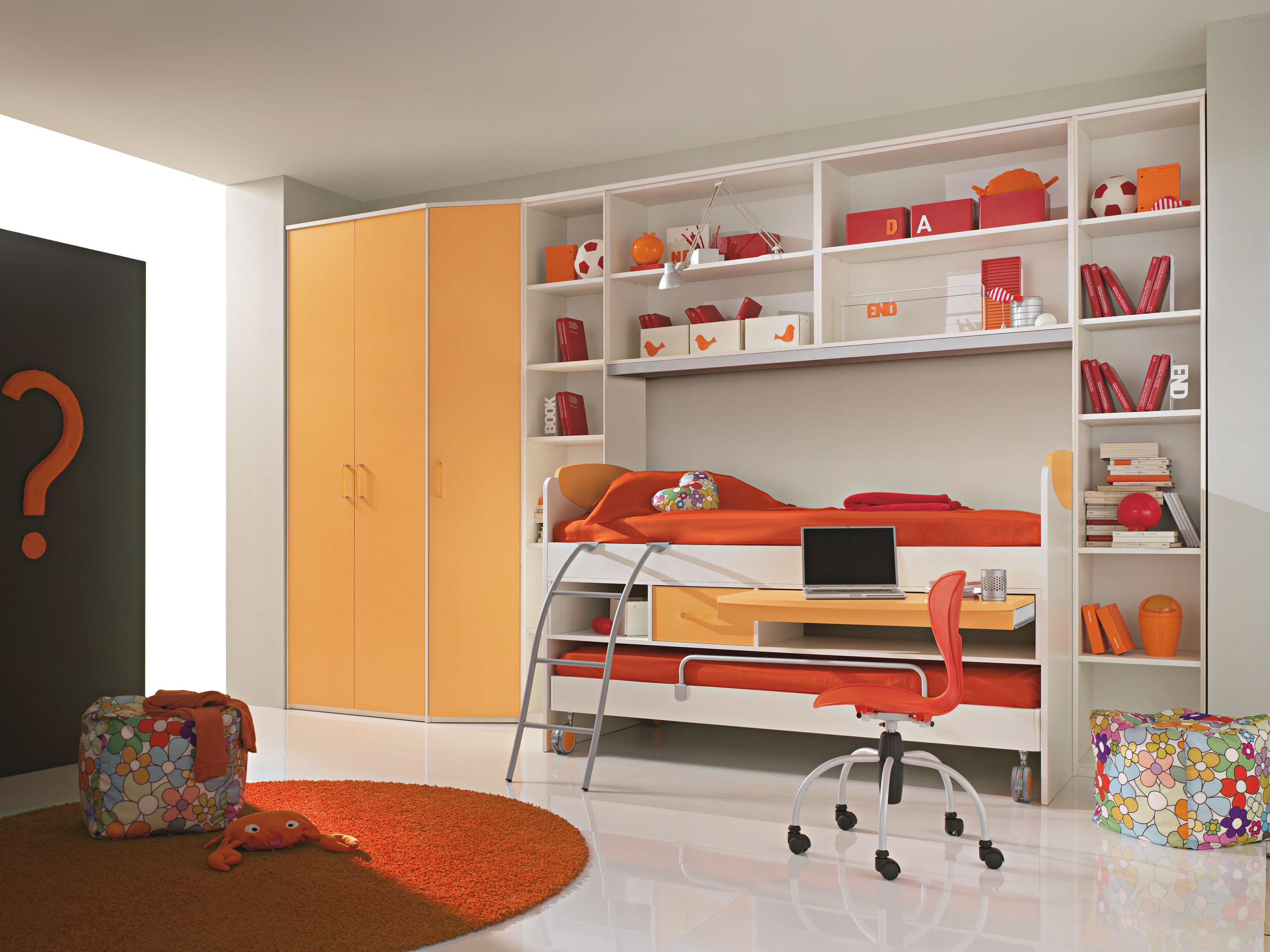Children 39 s bedrooms - Simple teenage girl bedrooms ...