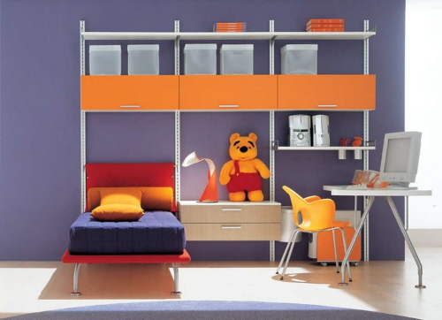 small space decorating for children