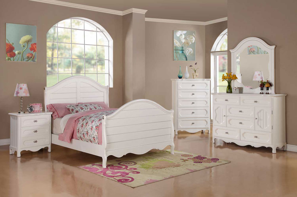 Bedrooms for kids 2017 for White full bedroom set