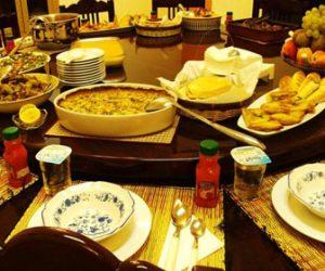 فطوري في رمضان لاهل زوجي