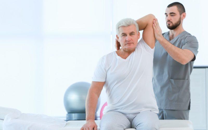العلاج الطبيعي وأنواعه