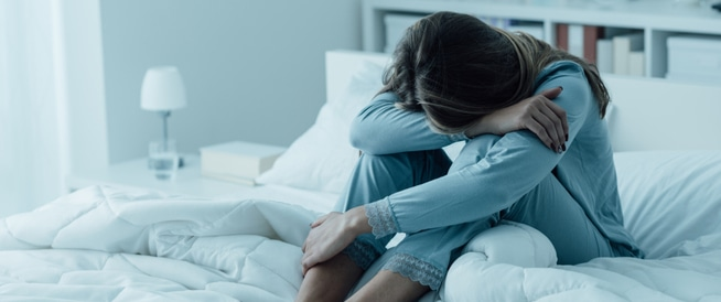 أسباب الاكتئاب عند المرأة