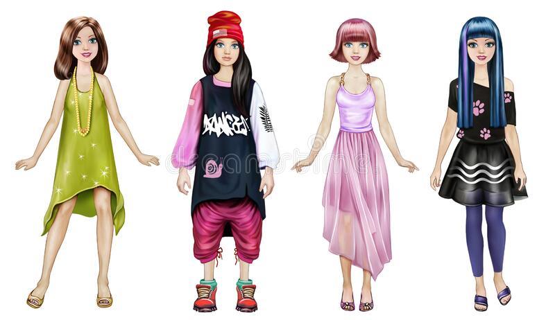 ملابس العيد 2022 للمراهقات