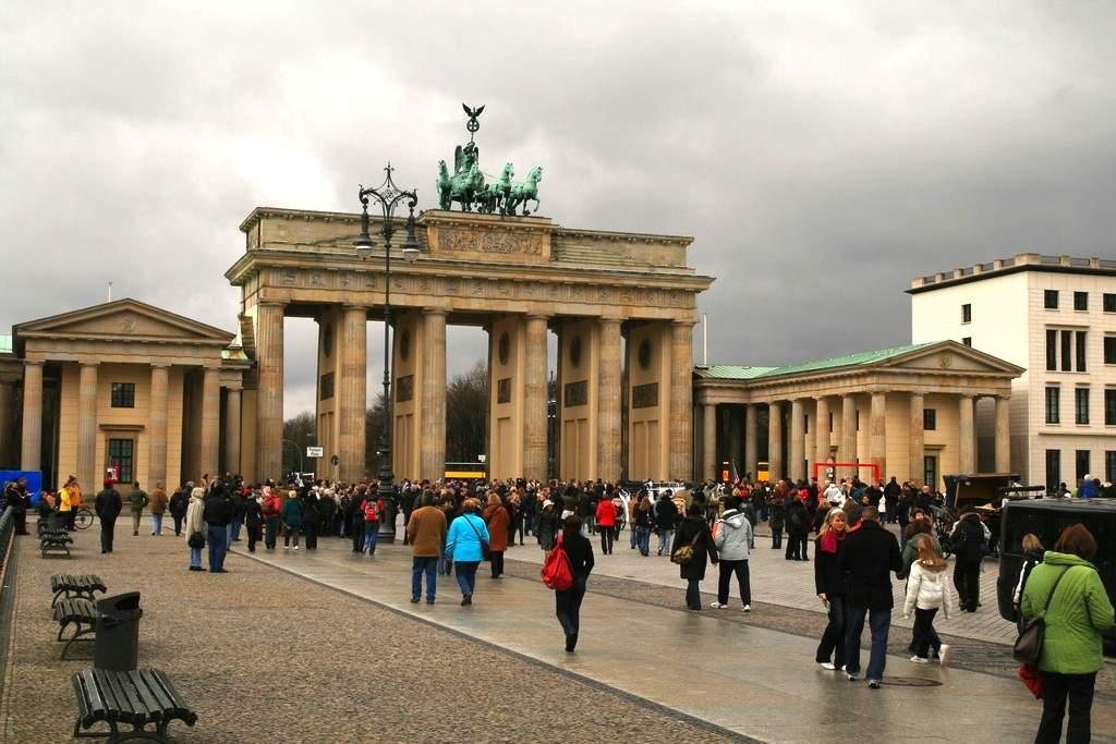 مدن المانيا السياحية
