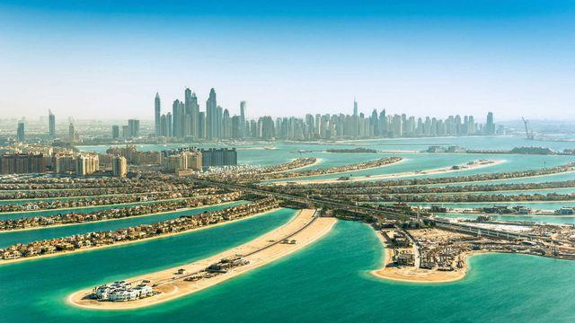 أجمل الأماكن الطبيعية في دبى