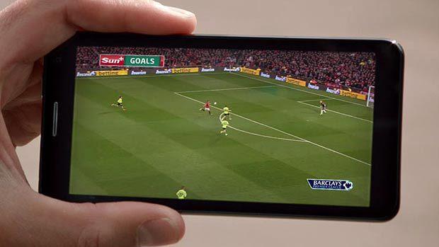 تطبيق لمشاهدة المباريات بدون تقطيع
