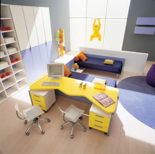 twins bedroom furniture