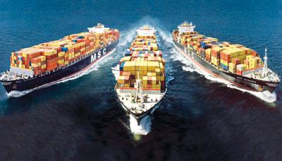 مشاكل النقل البحري