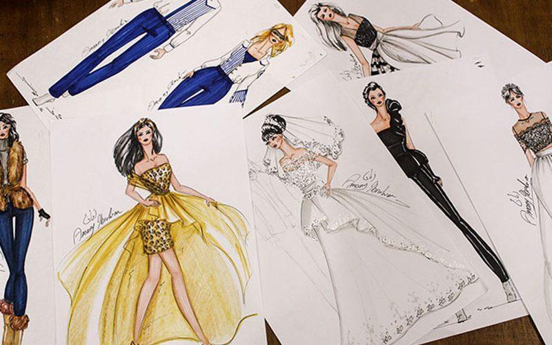 أنواع تصميم الأزياء