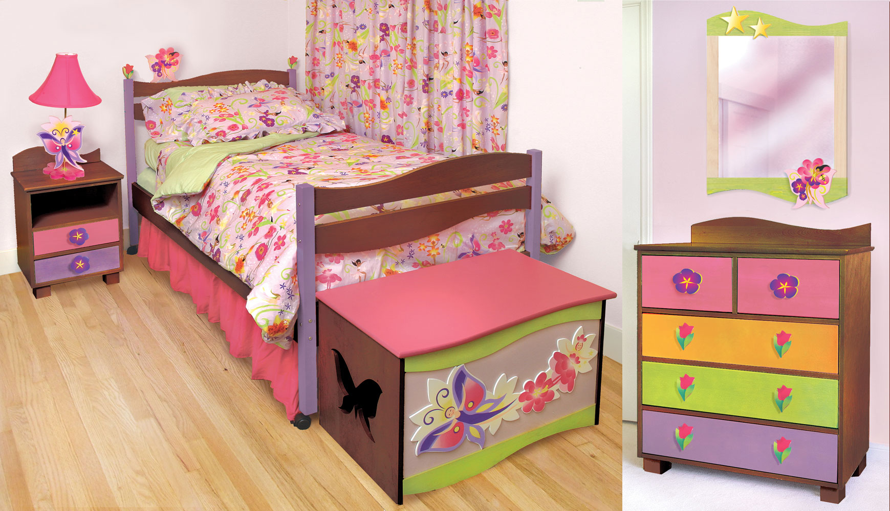 woode-trundle-bed-decorative-designs-for-kids-bedrooms-small-modern-kids-bedroom-floral-duvet-cover-designs-for-kids-bedrooms-kids-room-impressive-designs-for-kids-bedrooms-decorations