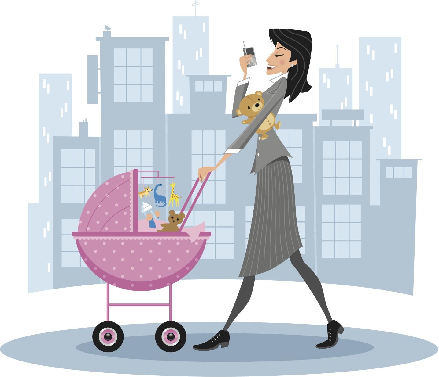 كيف تنظم المرأة العاملة وقتها