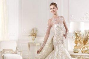 www.fatakat-a.comاحلى فساتين الزفاف الفرنساوى 2016 اYOLIMA_B