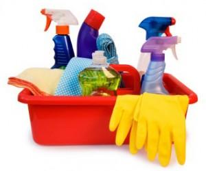 جدول تنظيف المنزل