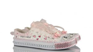 احذية للغروس من منتدي فتكات