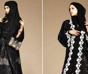 عبايات محجبات حلوة رمضانية 2016