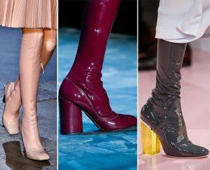 اجمل احذية شتوية 2016