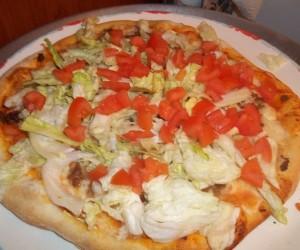 البيتزا بالصور بطريقة سهلة